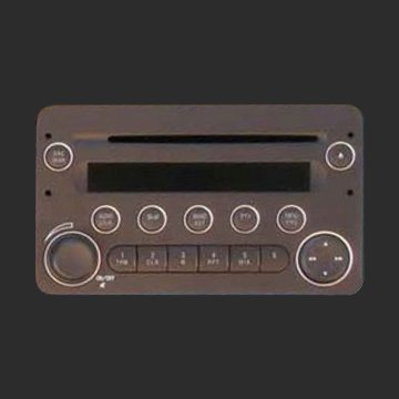 Loudlink mp3 CD Changer Emulator for Alfa Romeo 159, BRERA, SPIDER /AUX