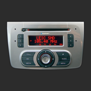 Loudlink mp3 CD Changer Emulator for Alfa Romeo MITO /AUX
