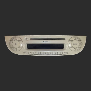 Loudlink mp3 CD Changer Emulator for Fiat 500 /AUX