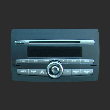 Loudlink mp3 CD Changer Emulator for Fiat BRAVO /AUX