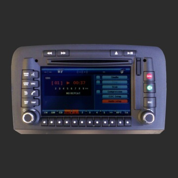 Loudlink mp3 CD Changer Emulator for Fiat BRAVO ConnectNAV+ /AUX
