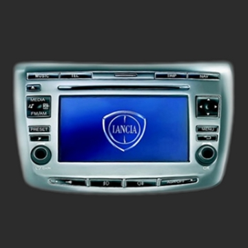 Loudlink Bluetooth Handsfree Car Kit and Ogg Vorbis MP3 AAC WMA FLAC WAV player for Lancia DELTA Instant NAV