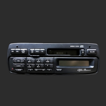 Loudlink AUX and Ogg Vorbis MP3 AAC WMA FLAC WAV player for Alfa Romeo 916 GTV Spider Clarion PU9907A
